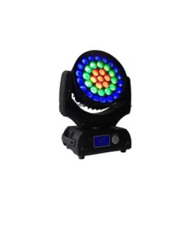 MOVING LED WASH 37 10W 4-IN-1