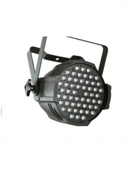 PAR LED 54 RGB 3W 3-IN-1