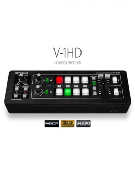SWITCHER HDMI ROLAND V-1HD